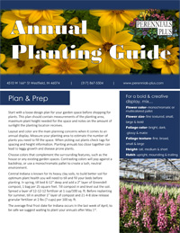 Annual Planting Guide