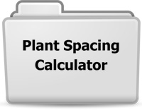 Plant Spacing Calculator