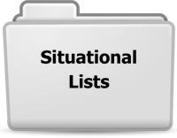 Situational Lists