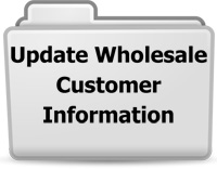 Update Wholesale Customer Information